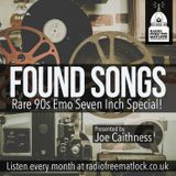 Found Songs: Rare 90s Emo Special with Joe Caithness, December 19, 2019