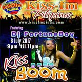 KISS FM GOES BOOM MIXSET