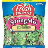 2017 Fresh Express Spring Mix