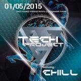 DJ Chill - FEEL THE NIGHT 002 MAY.2015