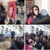 David Bowie day (dj set in Milano)