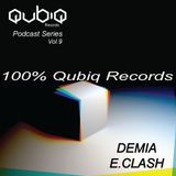 Qubiq Podcast Series #9 with Demia E.Clash - 100% Qubiq