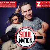 Zone One Radio Live Launch on DAB 2017 ........Soulnation