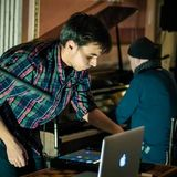EVMO(Live) & Odyssey Bogussevich (piano)