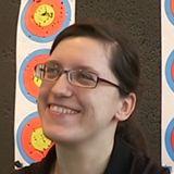 889FM Archery Interview mit Mathilde Kiep (Berliner Meisterin 2016) presented by Michael Cay
