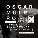 Oscar Mulero - Live At Vagabond Club (Bogota, Colombia) - 16-03-2017