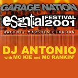 Garage Nation Essential Festival 2001