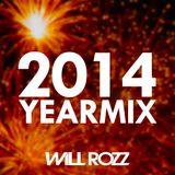 Will Rozz - Yearmix 2014