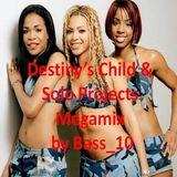 Destiny's Child, Beyoncé & Kelly Rowland Megamix (28 tracks, 2016)