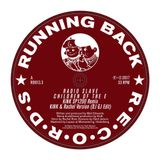 """DJ Thor proudly presents """" The Running Back Tribute Mix  """" selected & mixed by DJ Thor"""
