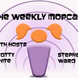 The Weekly Mopcast Episode 085:  Caffine, The Purge, and 80's Cartoons