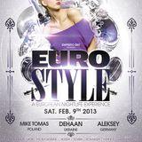 EuroStyle Pre-Party Mix by ALEKSEY
