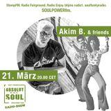 Absolut Soul Show /// 21.03.18 on SOULPOWERfm