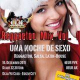 """Reggaeton Mix """"Noche De Sexo"""" Vol. 1"""