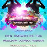 Mr. Wilsawn - Dancefestopia DJ Competition 8-27-15 @ Roxy's Columbia, MO