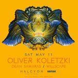 Oliver Koletzki - 075 Halcyon SF Live