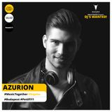 MusicTogether pres. DJ WANTED #Week11 mixed by AZURION @ KAJAHU