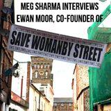 Meg Sharma Interviews Ewan Moor // Save Womanby Street