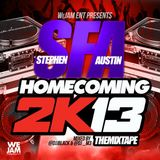 SFA 2k13 Homecoming Mixtape
