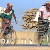 """""""Une Femme - Un Vélo"""" en Côte d'Ivoire - Monique MOTTOH et Mélanie SYLLA, association Eboka"""