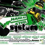 SYSTEM 6 - DJ Thief - Halloween Hard as Steel