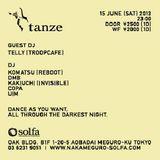 tanze_June_2014