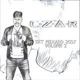 DJ CZAR - SET MIXADO 2017 VOLUME 2 ( LIVE MIX 2 )
