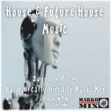 Marko Mix - House 2K17-01 126BPM