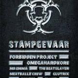 FORBIDDEN PROJECT @ STAMPGEVAAR // 31.05.2014 - RECORDED AT THE RECTOR GENT
