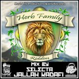 "Lobotomy Sound System & Selecta Jallah Kadafi "" Herb Family Riddim - More Life Productions - 2014 """