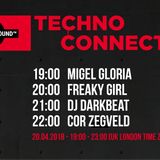 Migel Gloria exclusive mix Techno Connection UK on Underground fm 20/04/2018
