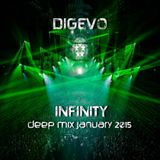 DiGevo - Infinity (Deep Mix January 2015)