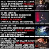 Paulo AV - KATO Promo Factory Podcast guest mix - 30-08-16