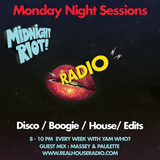 Midnight Riot Radio Feat Massey & Paulette and host Yam Who? 22/05/2018