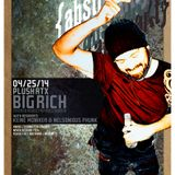 {abstraKt} 04-25-14 w/ Big Rich, Keine Moniker, Chris Nelson