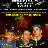 Live-DJ-Set@WALFISCH Revival Party (16.06.2017)