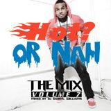 DJ Darryl Presents…… Hot? Or Nah? 'The Mix'! Vol. 7 (Explicit)(PROMOTIONAL USE ONLY)