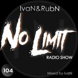 NoLimit Radio Show #104 Mixed by IvaN