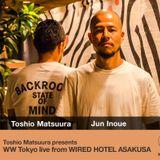 WW Tokyo: Toshio Matsuura with Jun Inoue  // 21-08-17 // 10AM-12PM BST