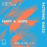 Patterns Radio - 31.08.2019