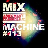 Andy Mart - Mix Machine@DI.FM 113