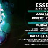 Robert Leoni Beginning DJSET@Essenza 27-09-2014 Part1
