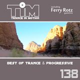 Trance In Motion 138