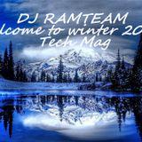 [DJ Ramteam] Welcome To Winter 2013 - Tech Mag Edition [Ramteam Radio]