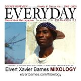 EVERYDAY Decade In Review 1999 - 2009 Dance Hits (December 2009) Mix