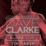 Dave Clarke (Skint Records) @ Smart Bar - Chicago (19.11.2011)