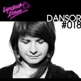 LIPSTICK DISCO EXCLUSIVE MIXTAPE #018 - DANSOR
