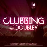 DoubleV - Clubbing 014 (24-10-2014)