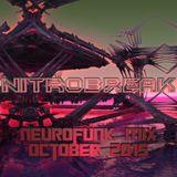 NEUROFUNK MIX OCTOBER 2015