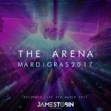 Mardi Gras 2017 - JAMES TOBIN Live in The Arena at ARQSydney